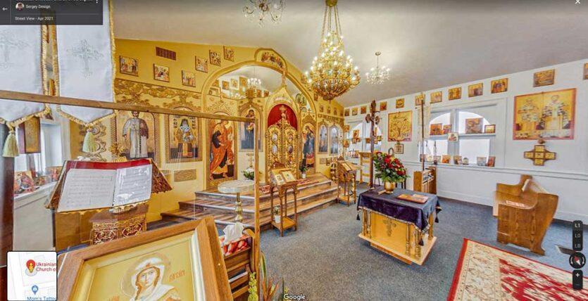 Virtual Tour Sophia Church in Waterloo