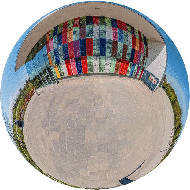 Waterloo Region Museum 3d Little Planet