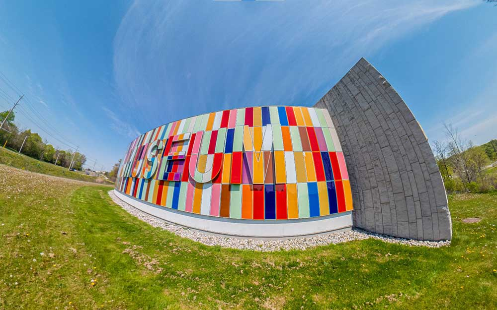 Ken Seiling Waterloo Region Museum Google Street View Virtual Tour