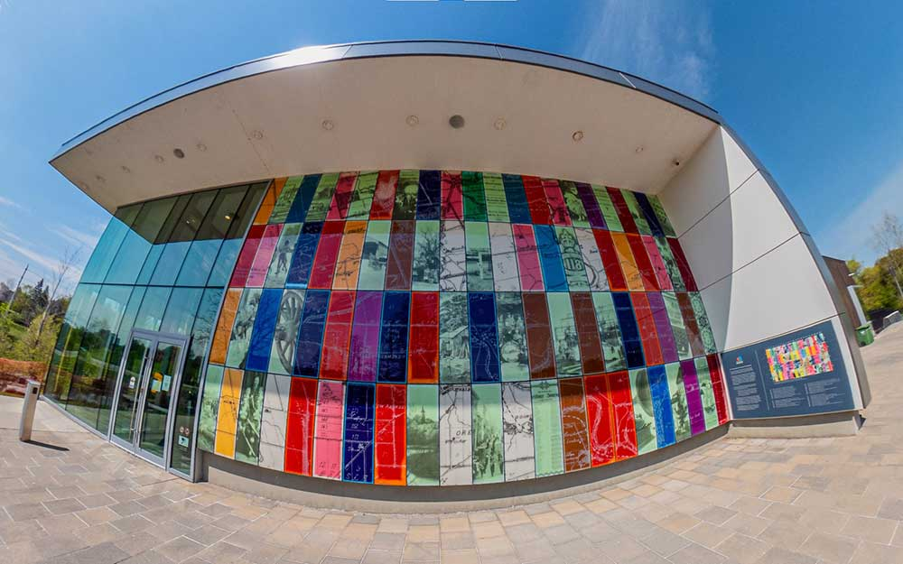 Waterloo Region Museum Panorama