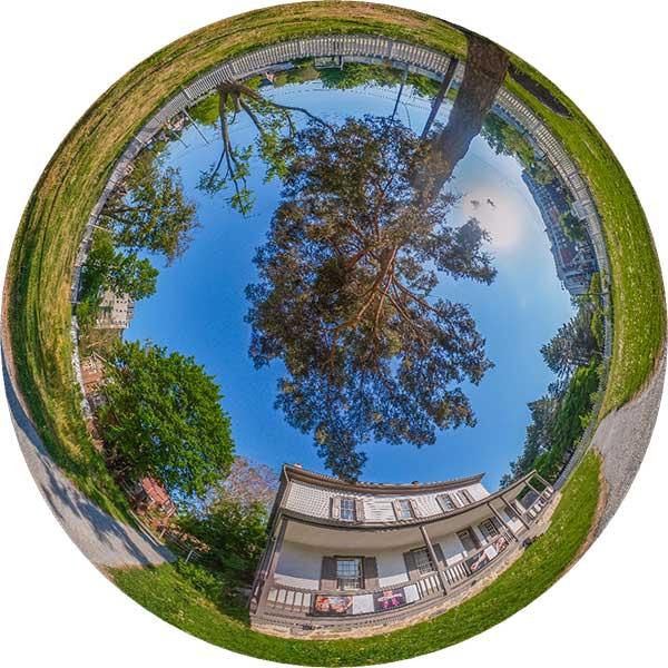 Schneider Haus Google Street View Virtual Tour