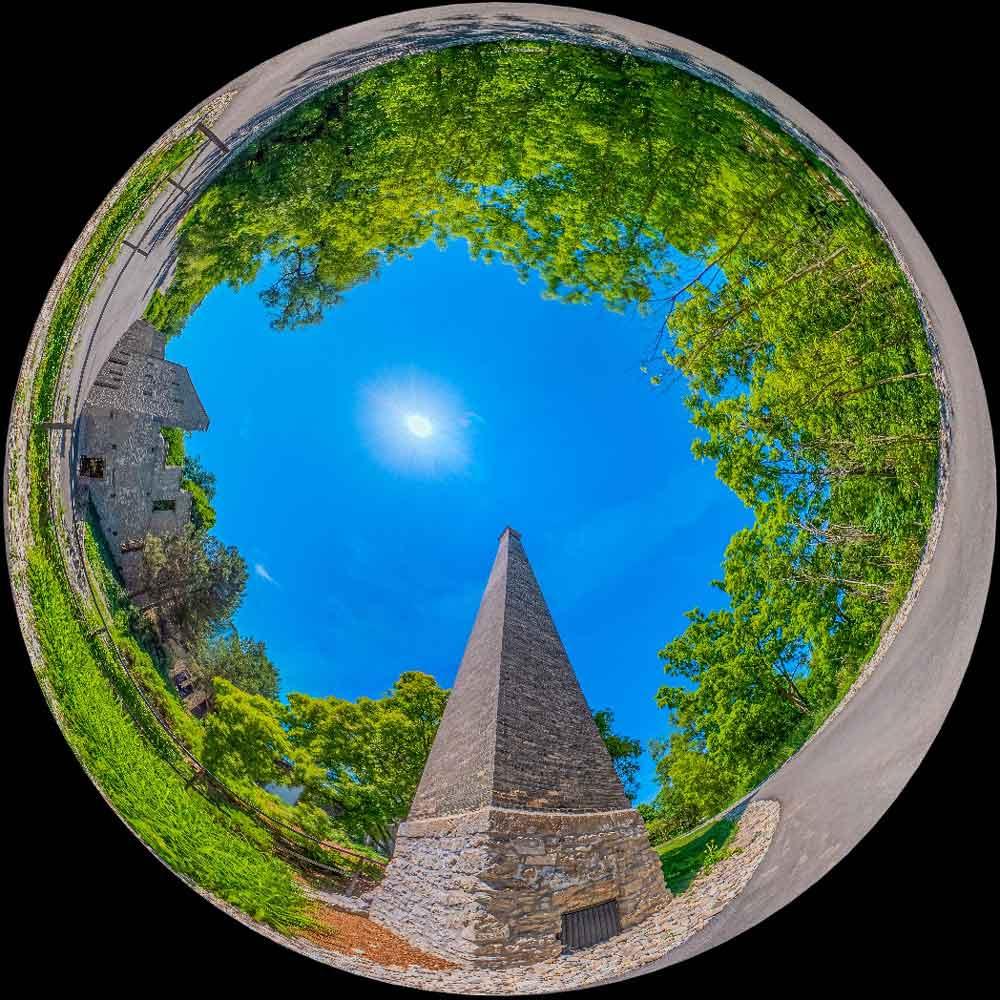 Goldie Mill Ruins Virtual Tour